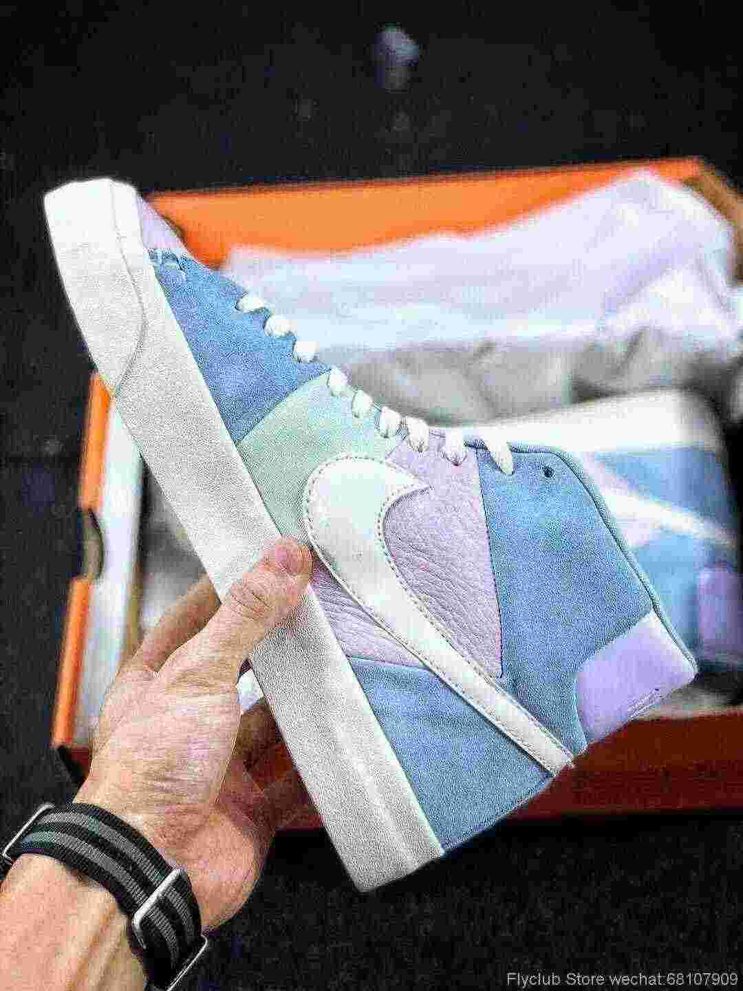 Nike Blazer Royal Easter QS 【ST纯原鞋官网】