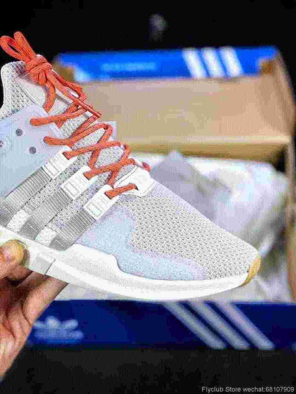 原装公司级👏🏻价格冰点 阿迪达斯 Adidas EQT Support ADV  93/17三叶草休闲跑步鞋 ,工厂套现 价格一步到胃 ,