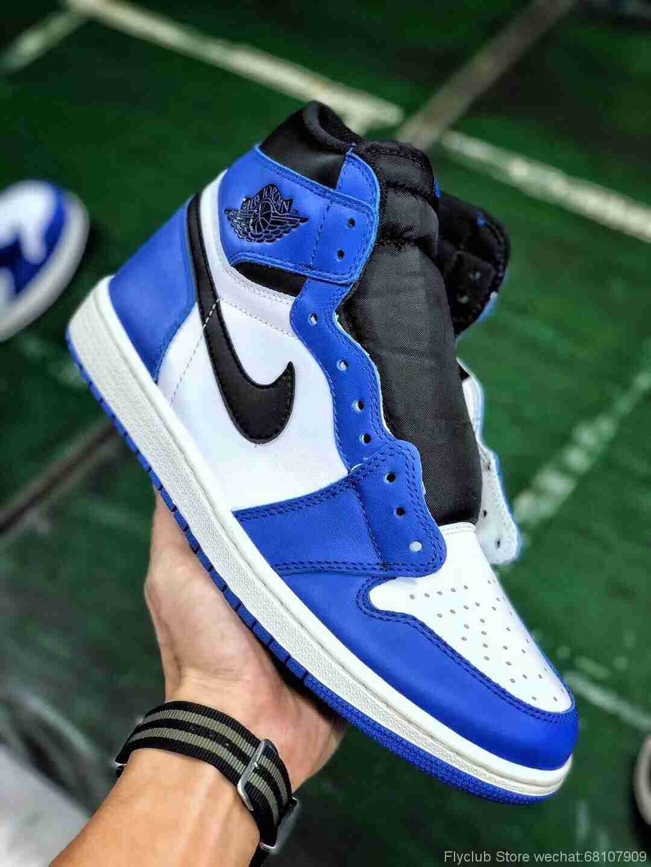 img 9051 - ST纯原 👏🏻Air Jordan 1 小闪电 首批出货 ,可对比市面一切版本 首家做到完美后跟定型‼️鞋型可自己对比外面任何版本 ,真正的SADESA原皮 包括你所能见到的所有材料细节都是原厂