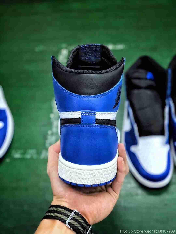 img 9053 - ST纯原 👏🏻Air Jordan 1 小闪电 首批出货 ,可对比市面一切版本 首家做到完美后跟定型‼️鞋型可自己对比外面任何版本 ,真正的SADESA原皮 包括你所能见到的所有材料细节都是原厂