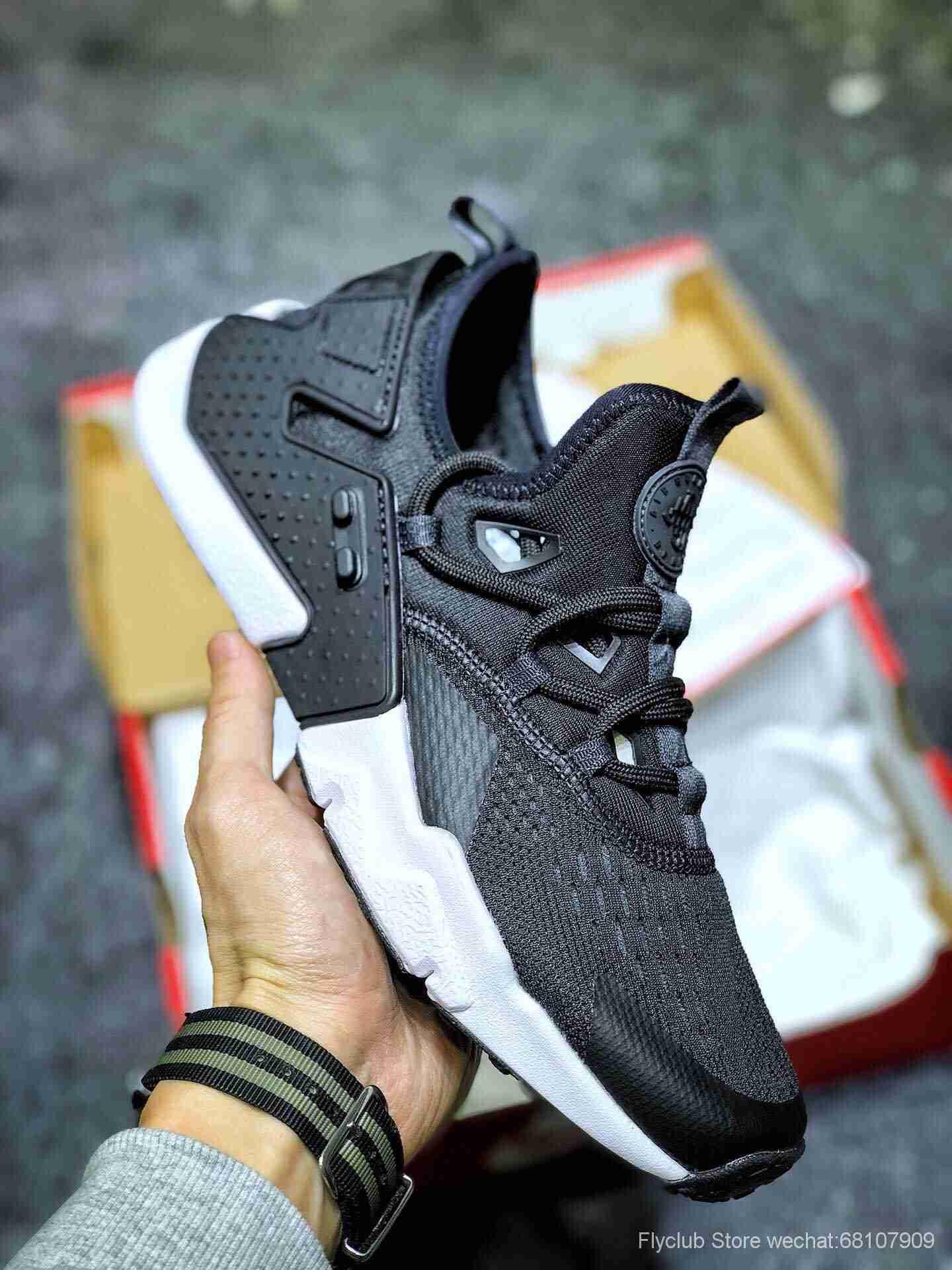 Nike Air Huarache Drift BR 6 Black White AO1133 002