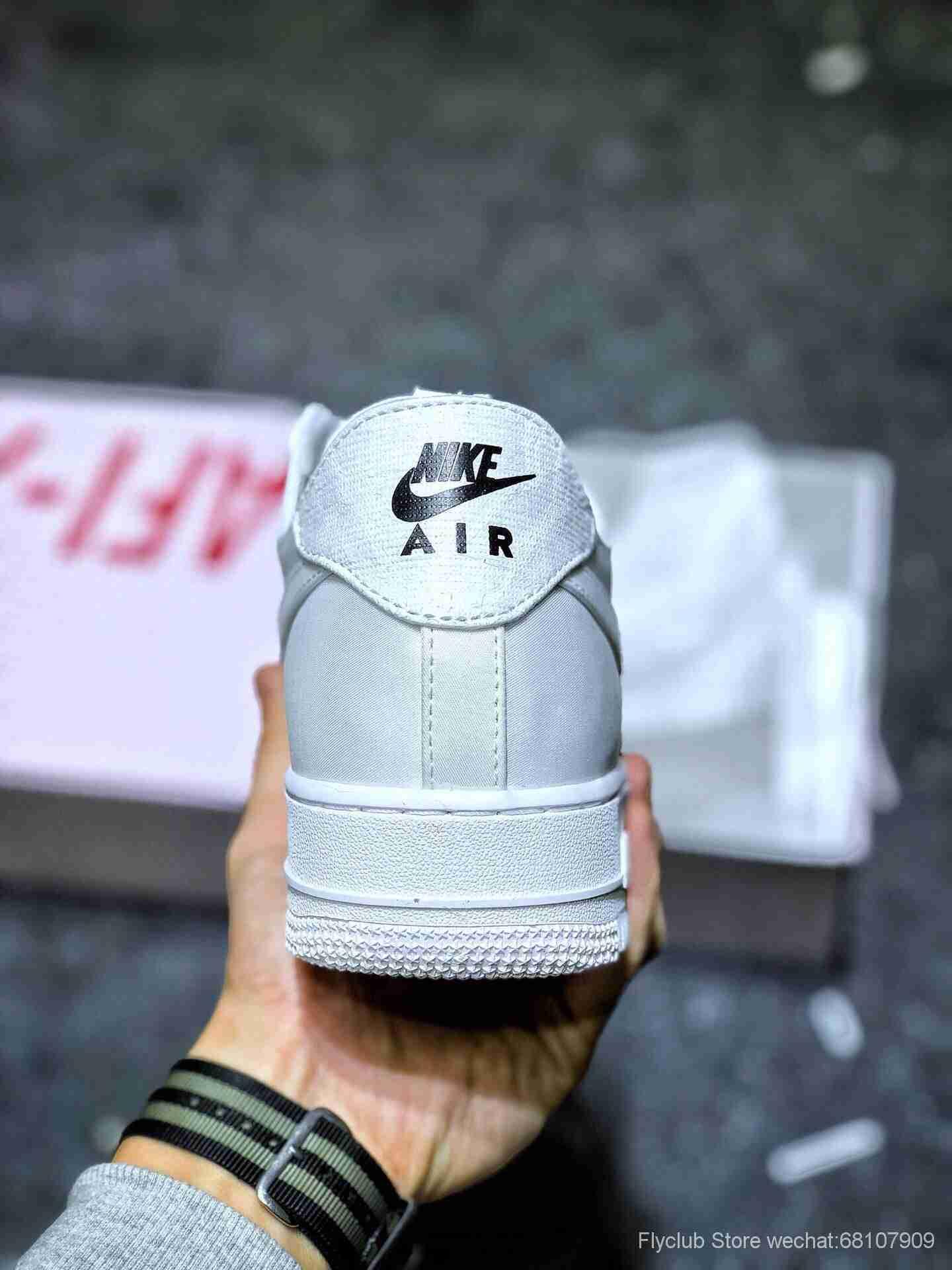 ,全球限量,川久保玲独立品牌 丹佛街Dover Street Market x Nike Air Force 1 XXX 30th周年限定空军一号货号:543512- 001
