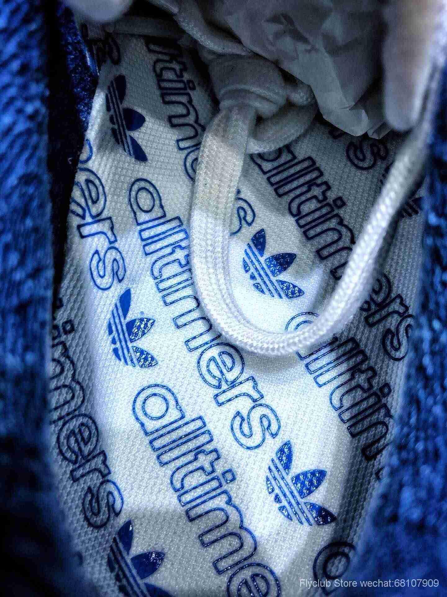 💰259正品福利 ‼️Adidas/三叶草  纽约滑板老牌联名 100%过验, Alltimers x Adidas Campus VULC  上海SJ仓实体正品订单