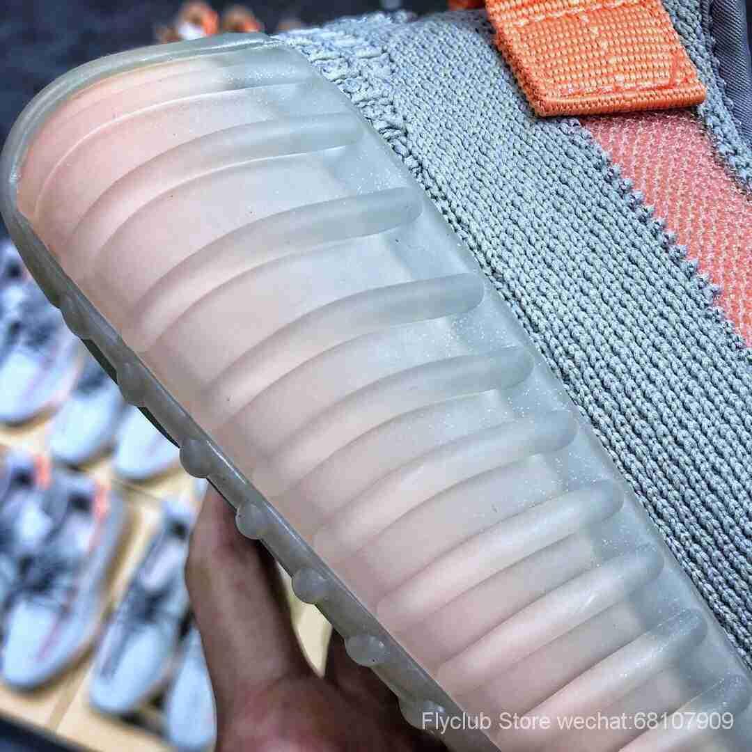 "ST纯原过验版Adidas 350V2 Boost  ""True Form""EG7492 欧洲限定配色 全鞋材料均支持全方位对比"