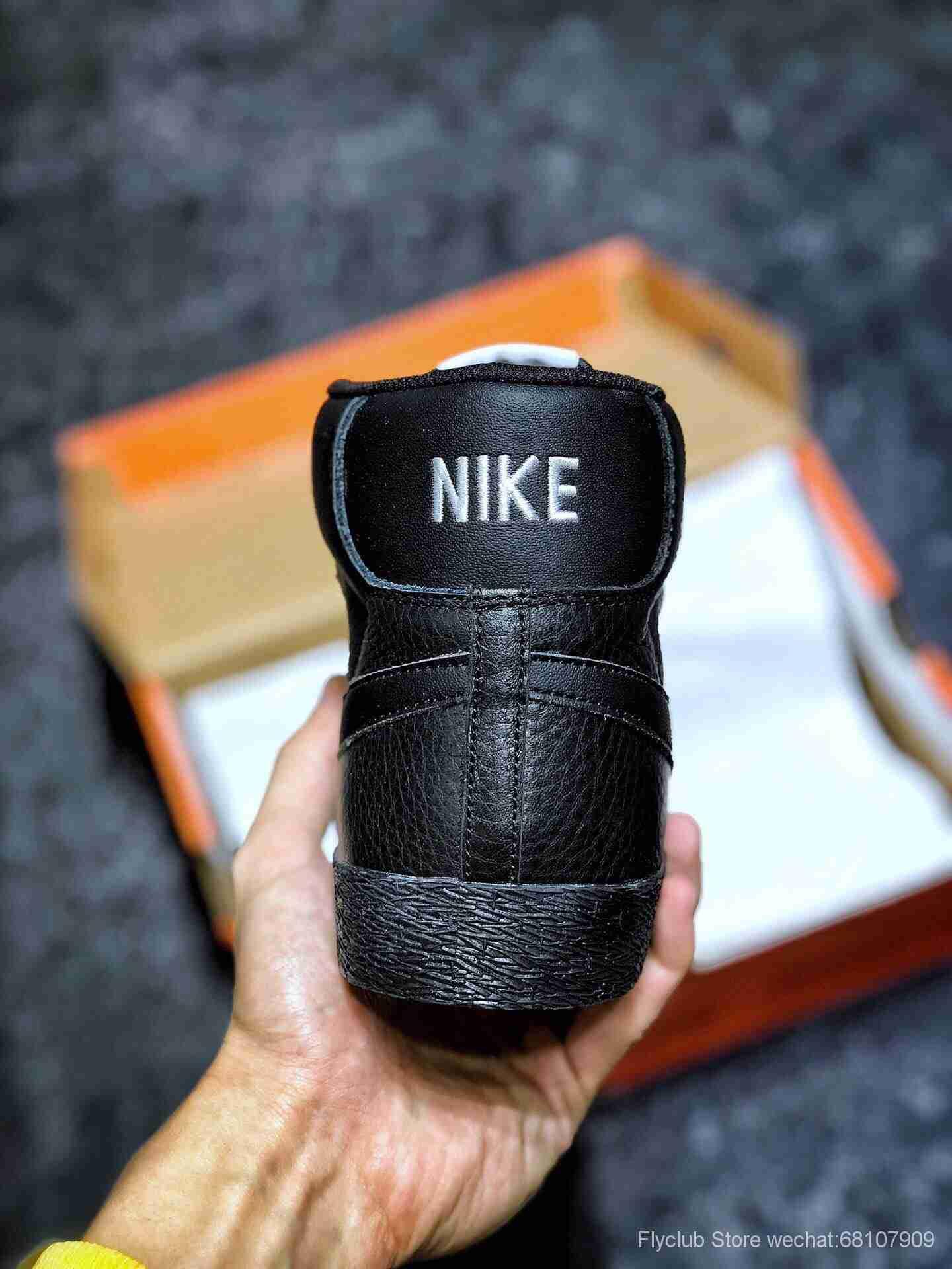 正品订单 城市系列Nike Blazer Mid Retro 复古经典百搭中帮开拓者休闲运动板鞋