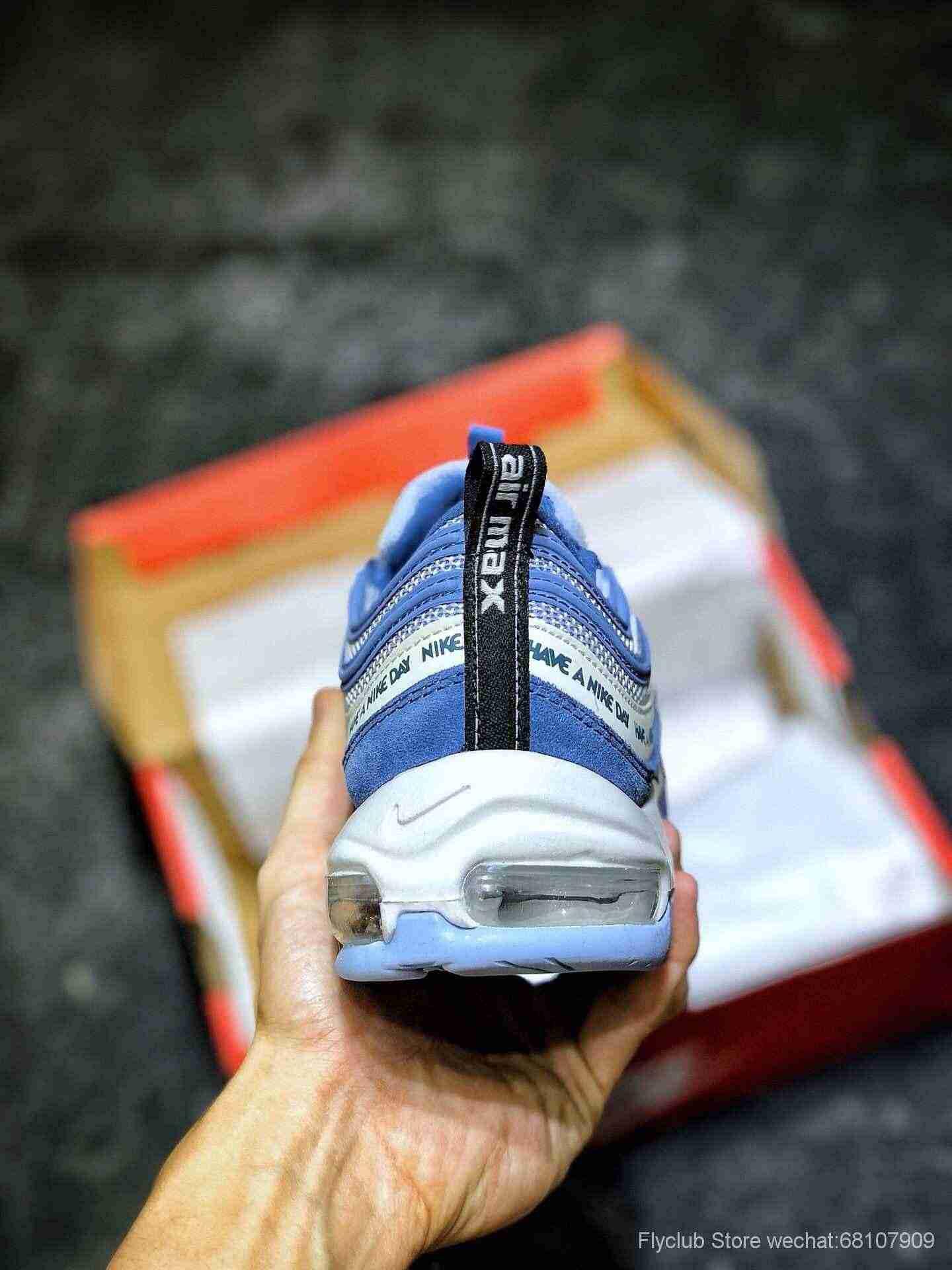 Nike Air Max 97 Triple White 921826 101 Release Date