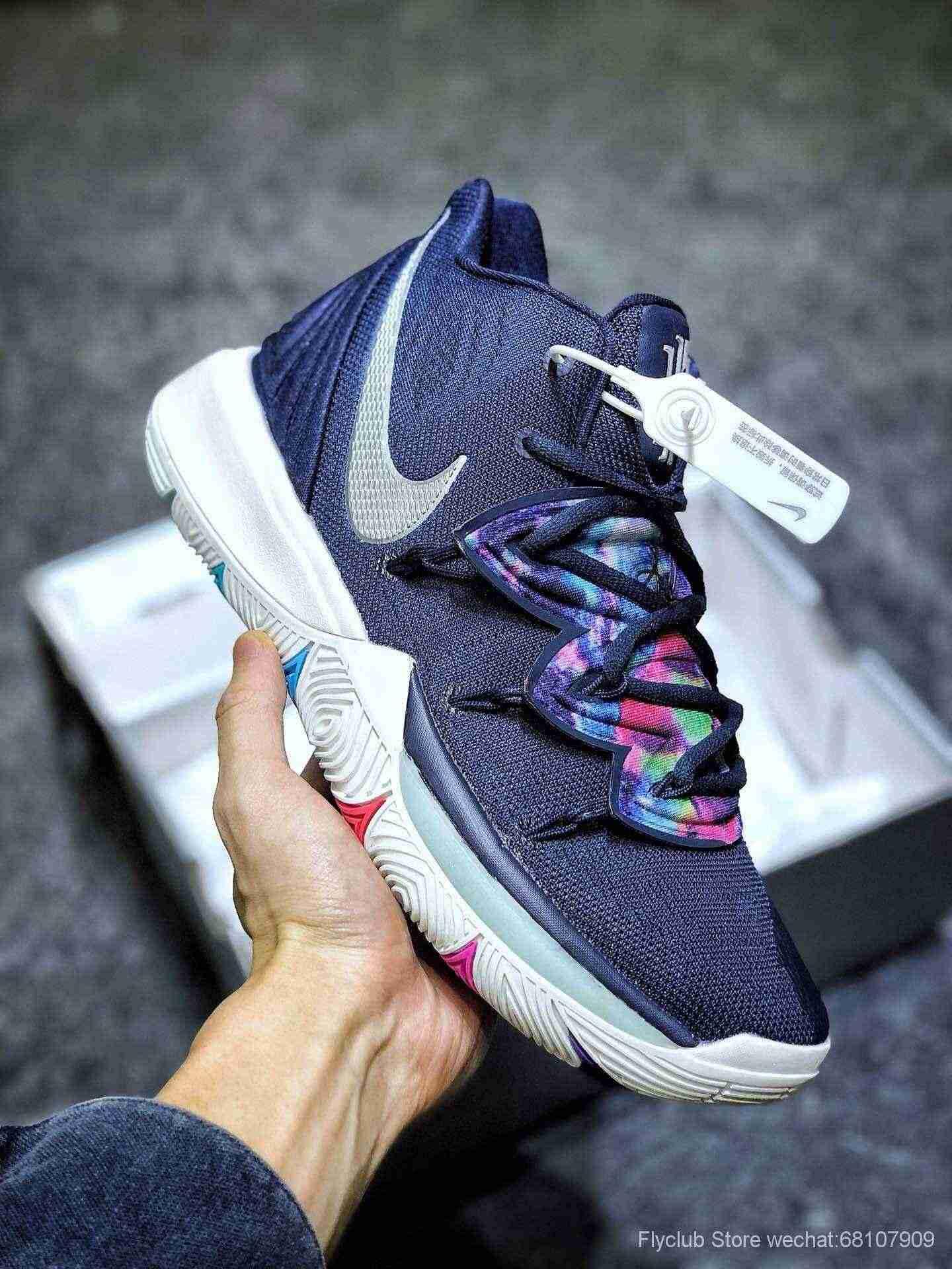 cheap prices cheap prices on wholesale 纯原Nike Kyrie 5 欧文5灵魂之眼‼️第一批大几率过验,正确原盒 ...