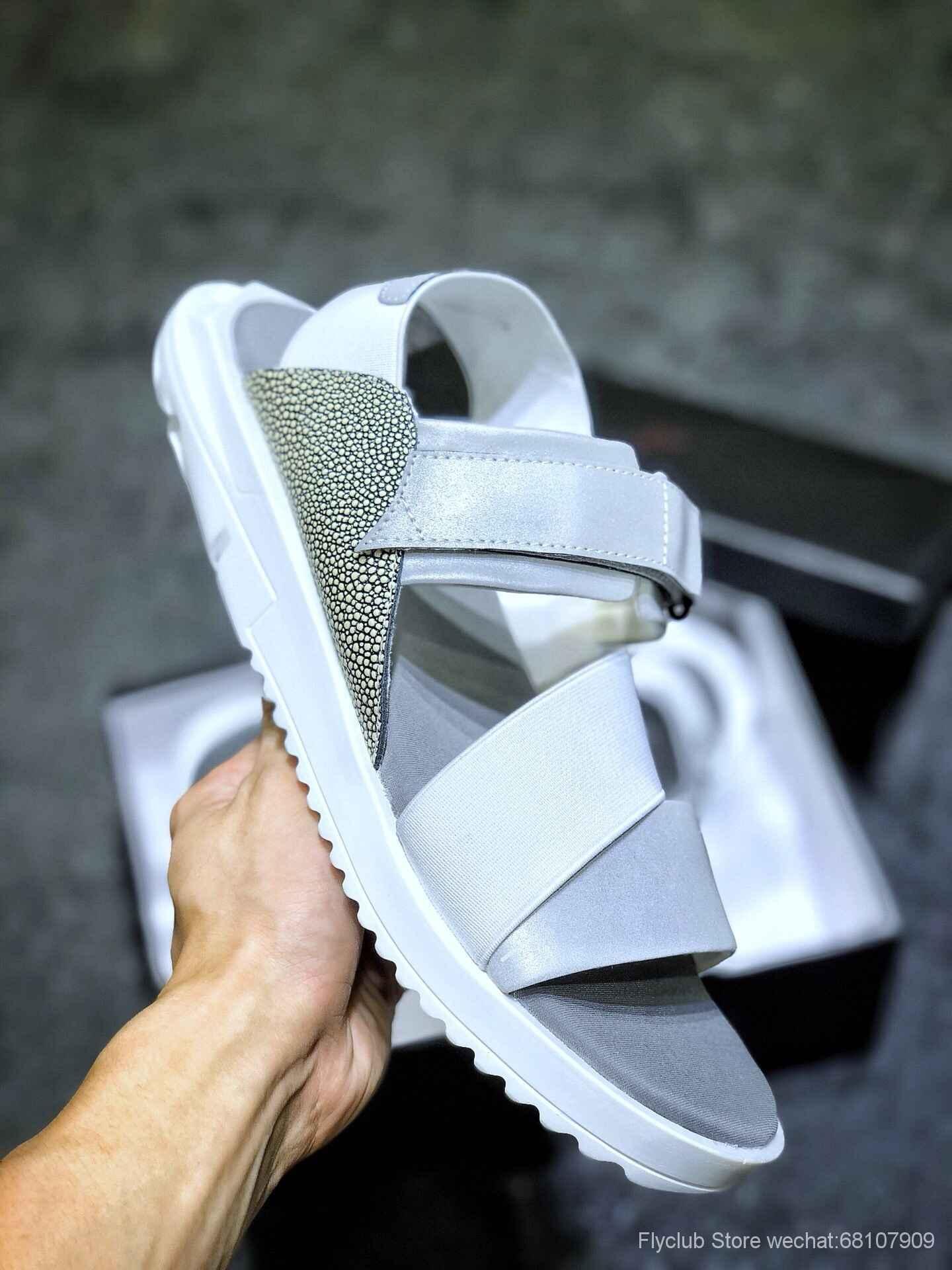 鞋后跟松紧带_今夏最流行的adidas Y3发光凉鞋火爆登场,山本大叔又一大杰作 ...