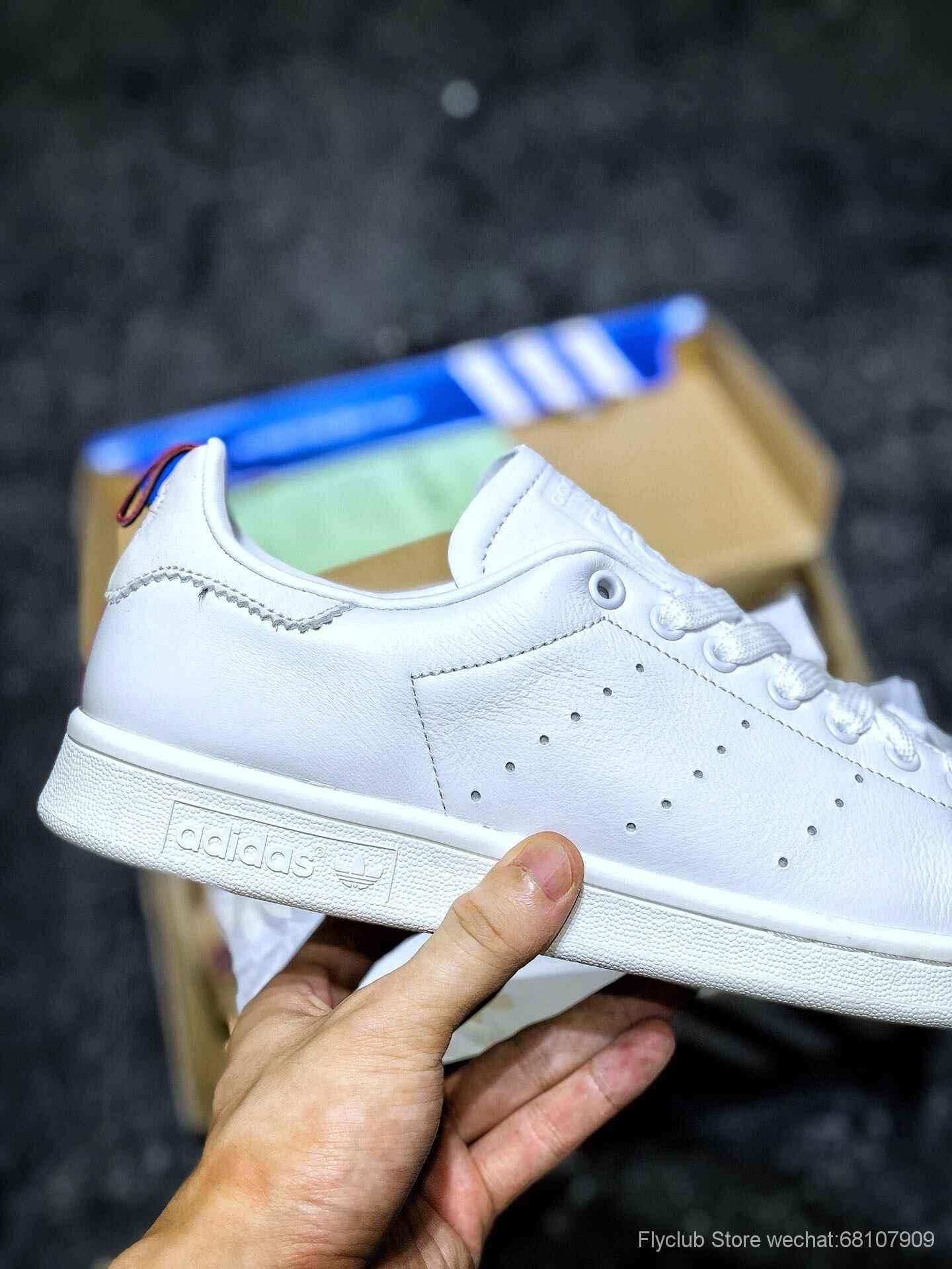 """三叶草Adidas Originals Stan Smith W""""Tri-Color""""史密斯"""