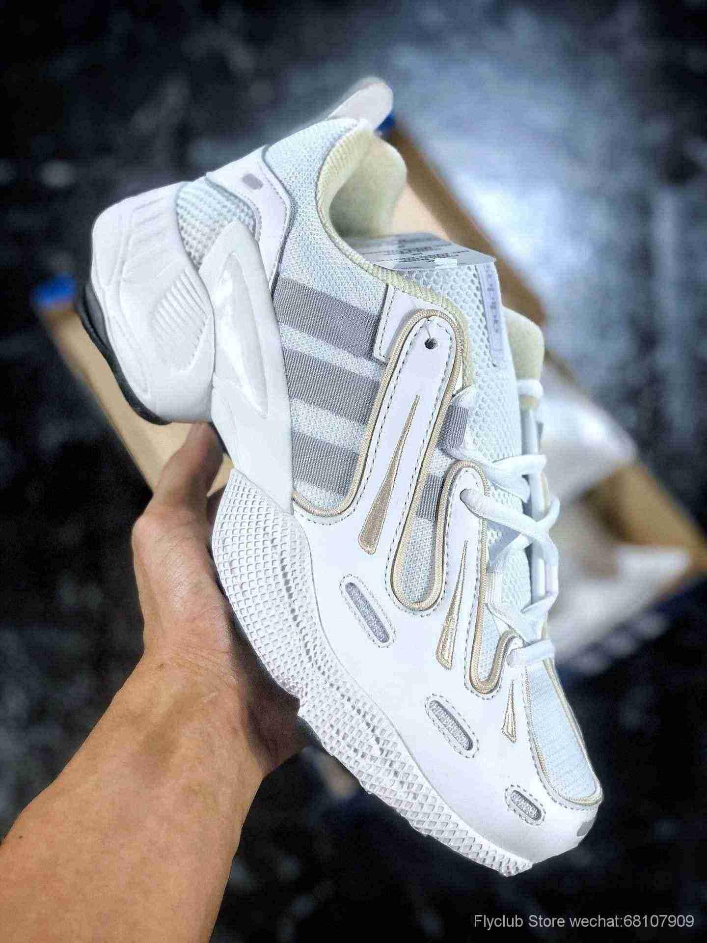 纯原Adidas EQT GAZELLE 黑白EE7745