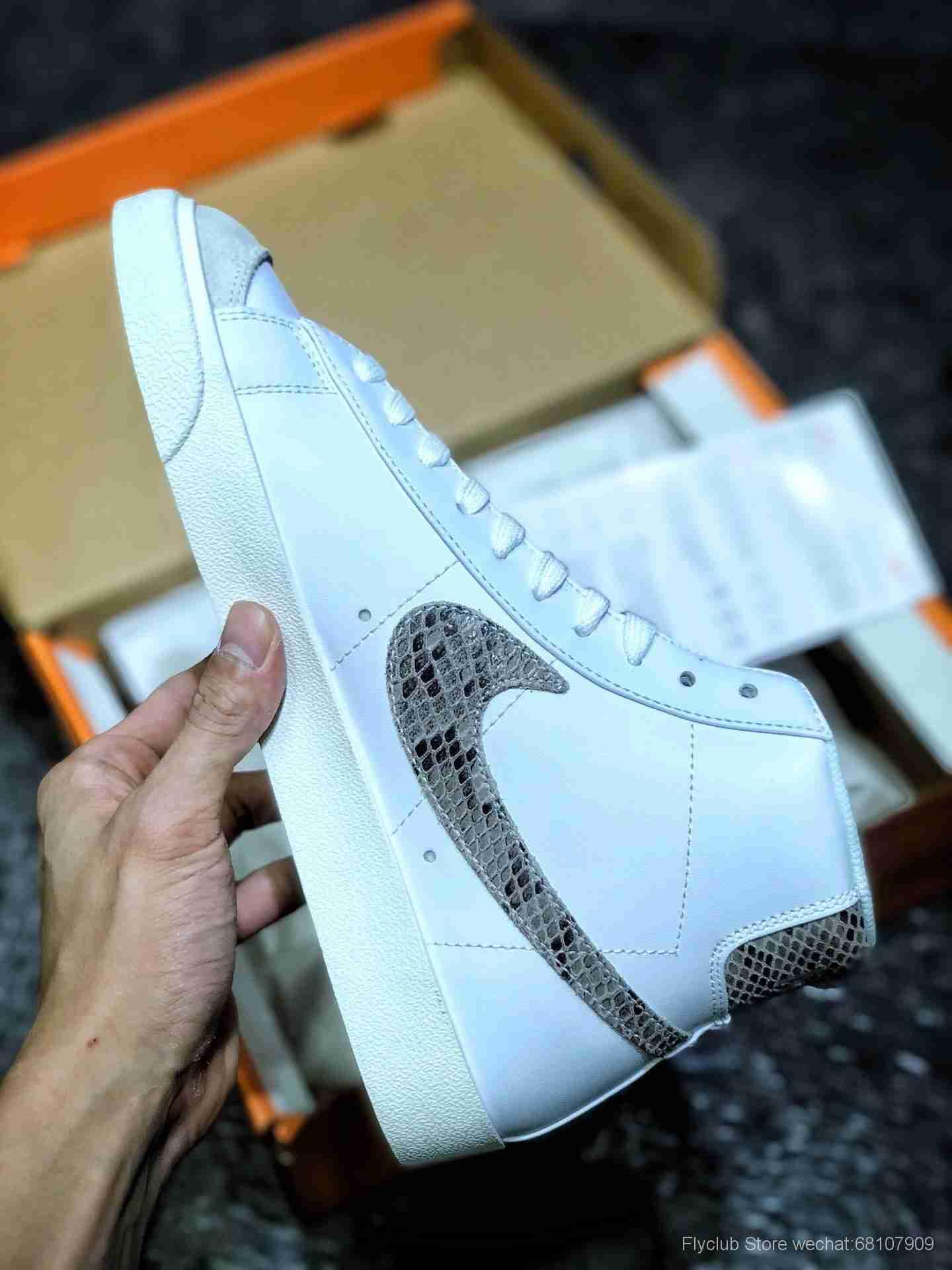 新款出货#Nike Blazer Mid '1977 Vintg 开拓者经典高帮