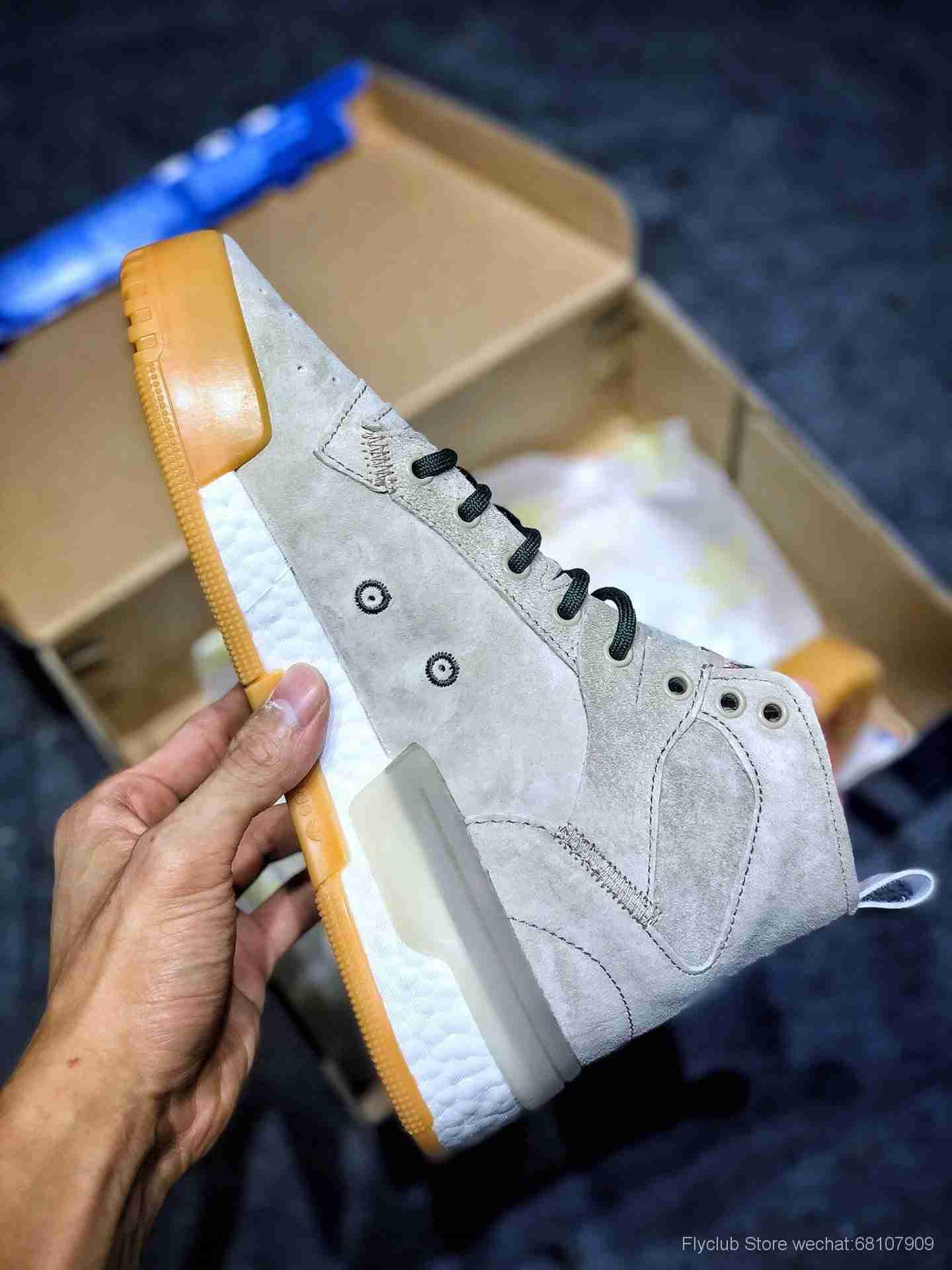 Adidas Rivalry RM 三叶草男女款板鞋 重新定义街头时尚 减震效果,脚感超级舒适!F35091