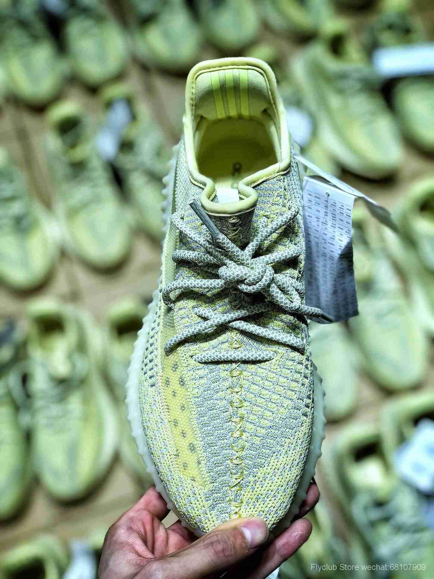 【过验版】 Adidas Yeezy 350V2 Boost 'Antila Reflective' 丁黄脏黄天使 独家亲测毒 APP鉴定