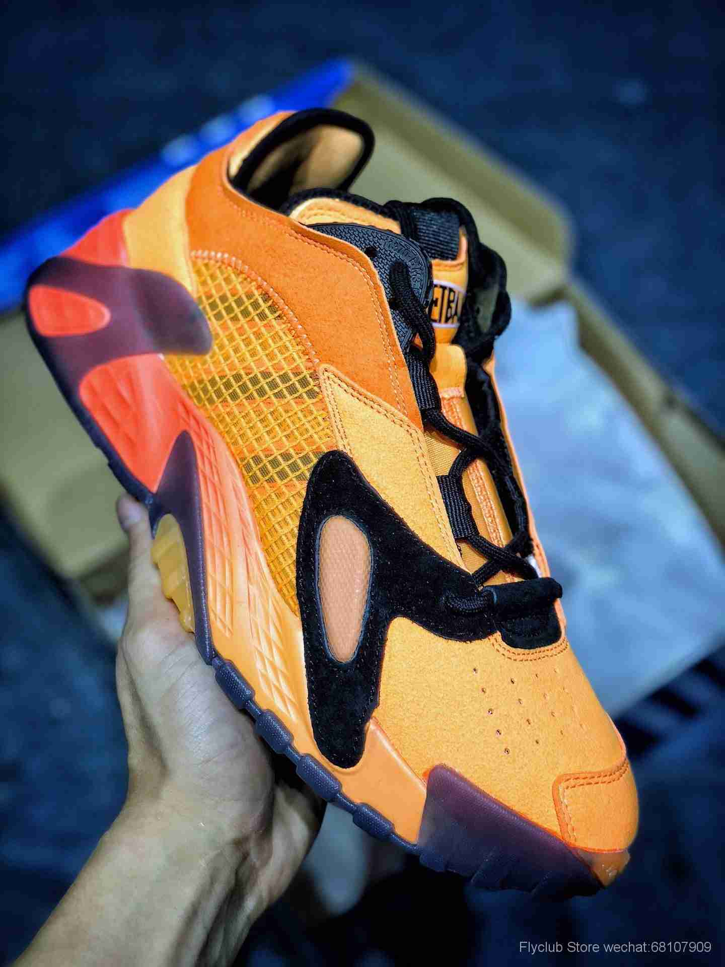"""纯原版本 市场最高工艺 Adidas streetball 街头风格 """"小椰子700""""  货号:EF9598"""