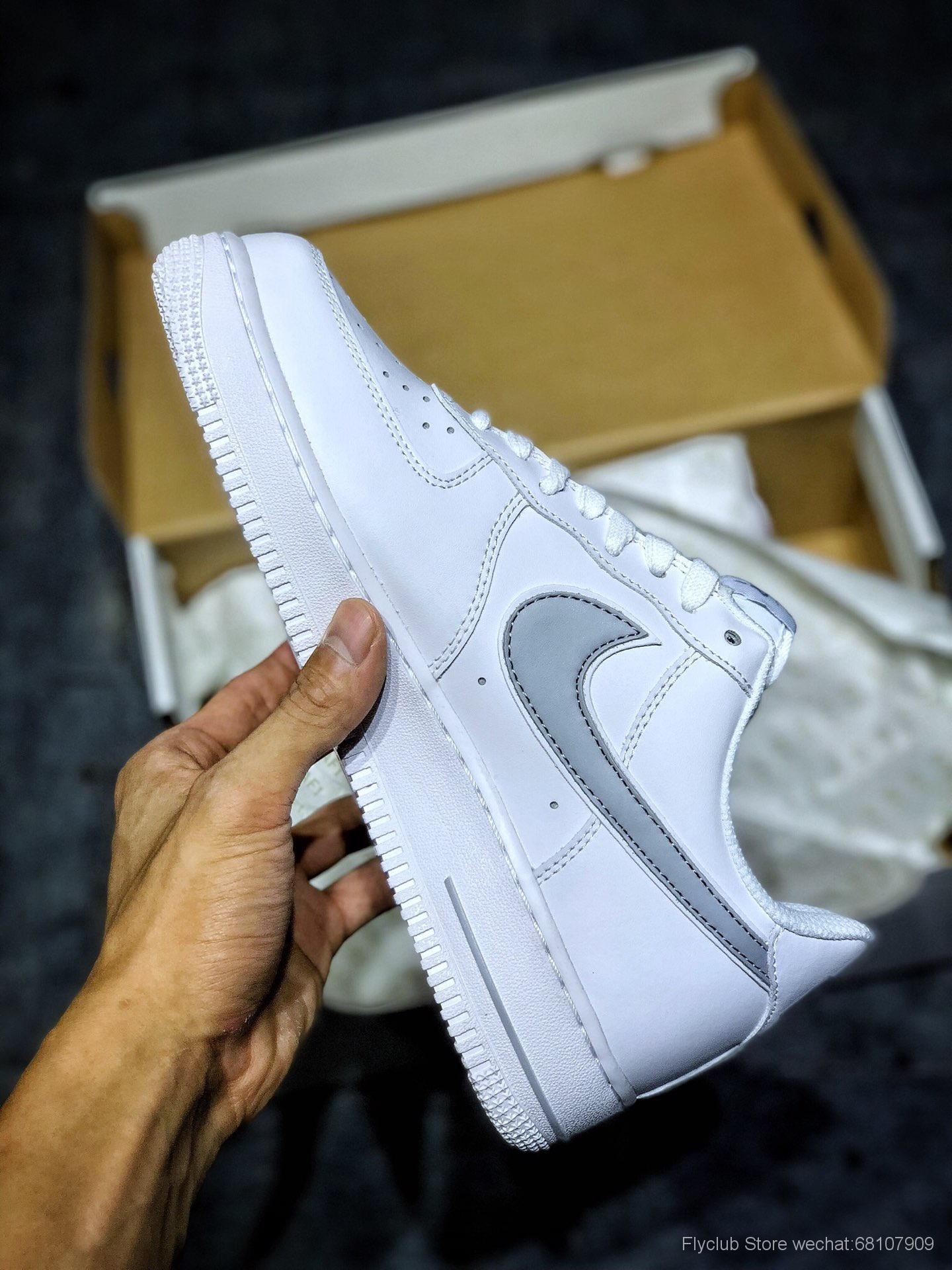 Nike Air Force 1 '07 空军一号低帮百搭休闲运动板鞋   货号:AO2423-106
