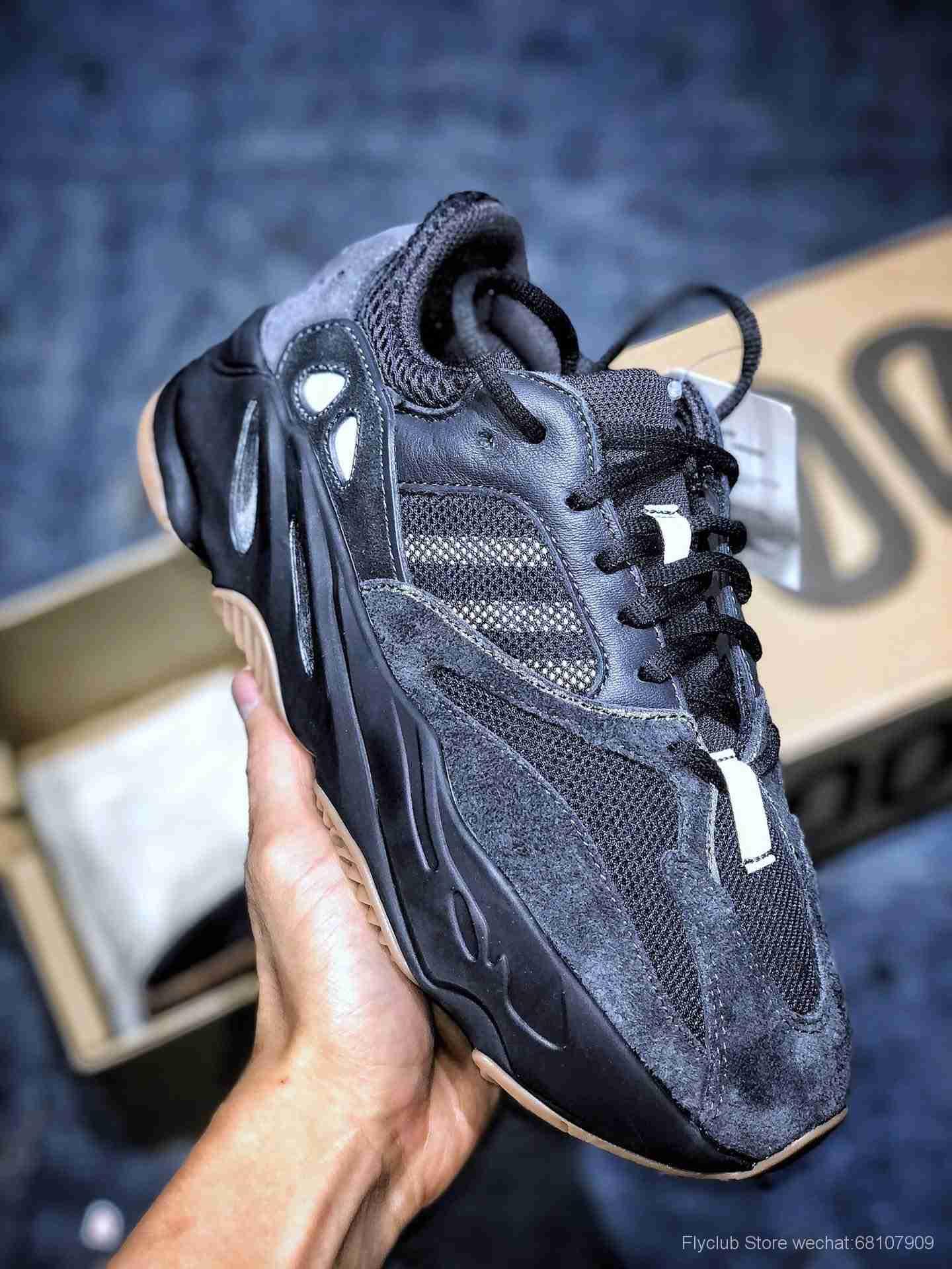 """双十二‼️外贸原装巴斯夫出货‼️ Adidas Yeezy 700  合集""""Magnet""""磁铁配色"""