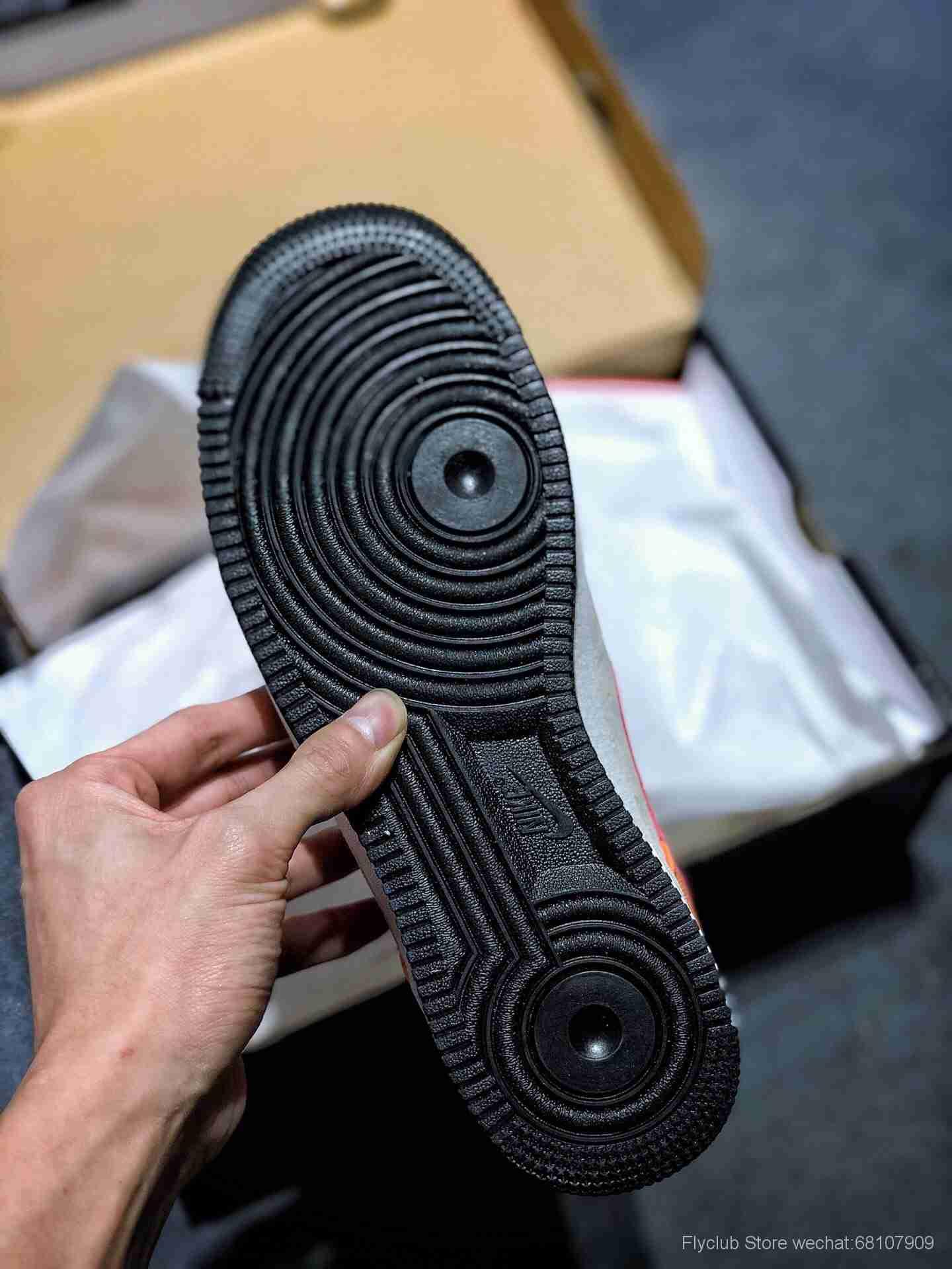 🔺Nike Air Force 1 '07 LV8 2 空军一号低帮休闲运动板鞋 CD0887-100